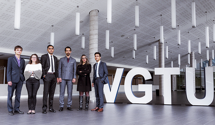 Vilnius Model UN 2018: VGTU studentai sprendė Rytų Ukrainos konfliktą