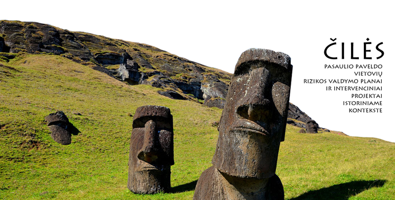 Marcelos Hurtado paskaita apie Čilės pasaulio paveldo vietoves