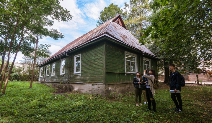 VGTU Architektūros studentų dėmesys krypsta į ypatingas Vilniaus vietas