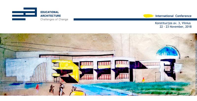 """Tarptautinė mokslinė konferencija """"Švietimo architektūra. Pokyčių iššūkiai"""""""
