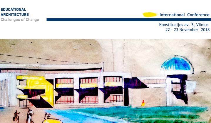 """Vyksta registracija į tarptautinę mokslinę konferenciją """"Švietimo architektūra. Pokyčių iššūkiai"""""""