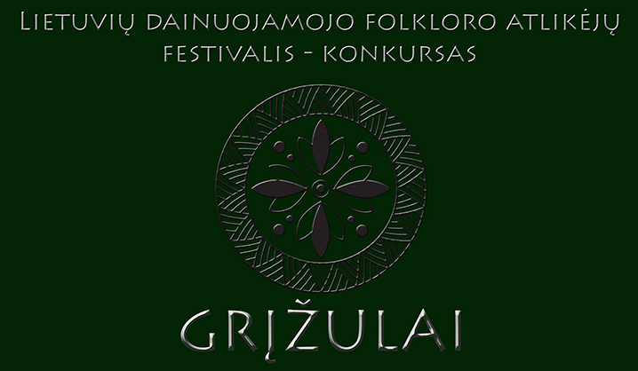 """VGTU inžinerijos licėjuje vyks dainuojamojo folkloro atlikėjų festivalis-konkursas """"Grįžulai"""""""