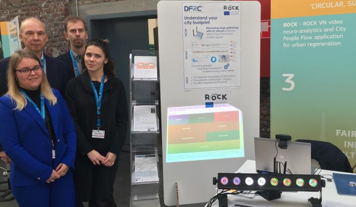 VGTU mokslininkai dalyvavo tarptautinėje parodoje Briuselyje
