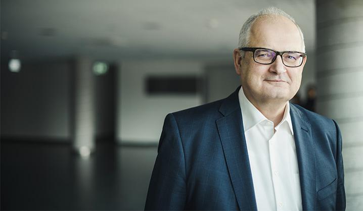 VGTU rektorius Alfonsas Daniūnas – apie praėjusius metus ir laukiančius iššūkius 2019-aisiais