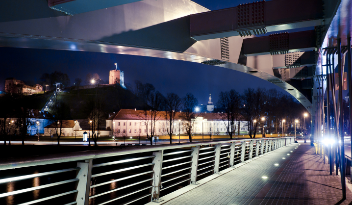 Įspūdingiausi Lietuvos tiltai: kodėl ilgainiui pakito medžiagos ir išvaizda