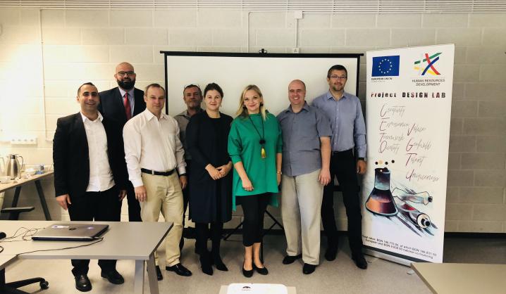 Baigėsi sėkmingas bendradarbiavimo projektas su Bulgarijos klasteriu