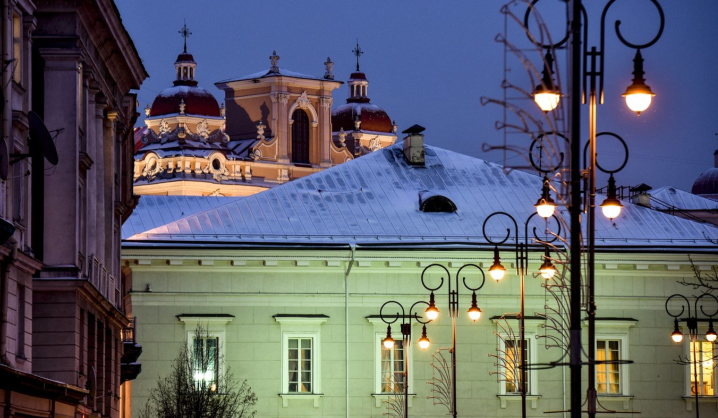 Vilniaus meras dėkojo prasmingiausių darbų miestui kūrėjams: VGTU įteiktos padėkos