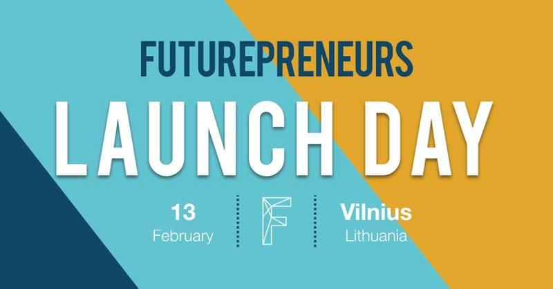 Futurepreneurs - nemokama tarptautinė mokymų programa jaunimui!