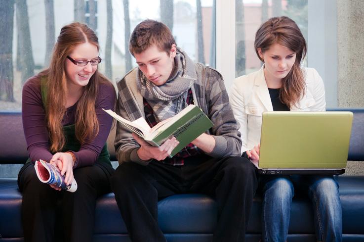 Registracija į laisvai pasirenkamus studijų dalykus I pakopos I ir II kurso studentams ir II pakopos studentams