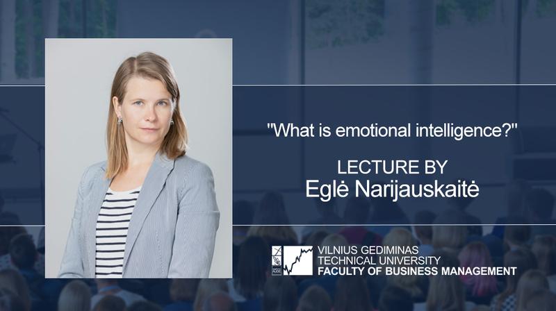 Lecture by Eglė Narijauskaitė