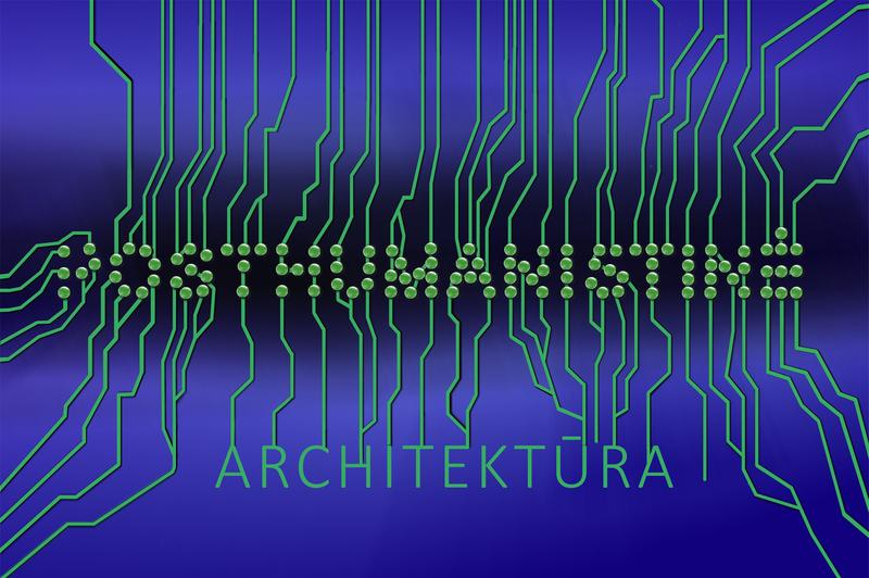 """Skelbiamas architektūrinio piešinio konkursas – """"Posthumanistinė architektūra"""""""