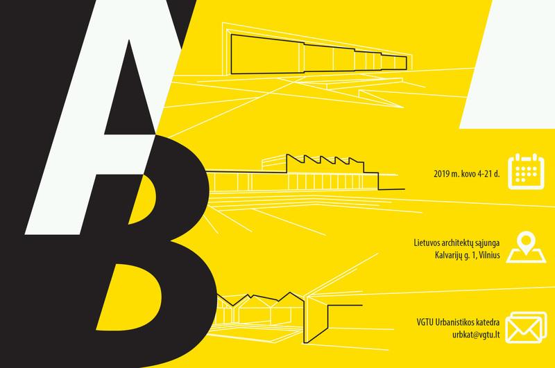 """Atidaroma paroda """"Architektūra ir bendruomenė"""""""
