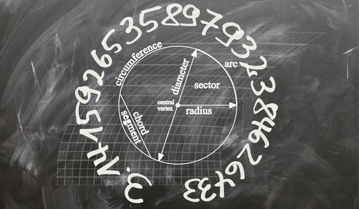 Kovo 14 - oji – tarptautinė skaičiaus Pi diena