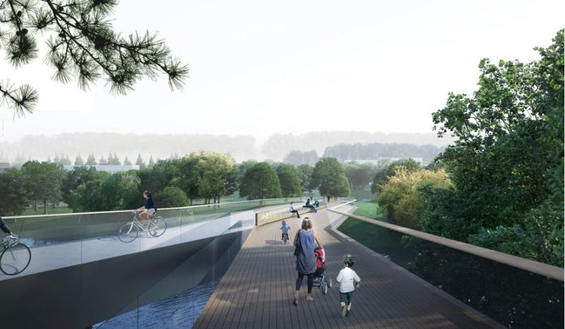 Naujo tilto per Nerį idėjos konkurso laimėtojų komandoje – VGTU doktorantas