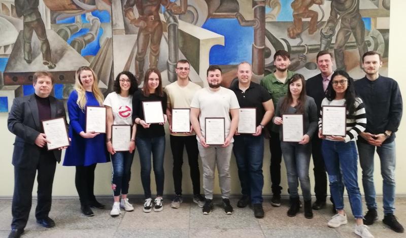"""VGTU Transporto inžinerijos fakultete vyko """"TIF tarptautinė karuselė 2019"""""""