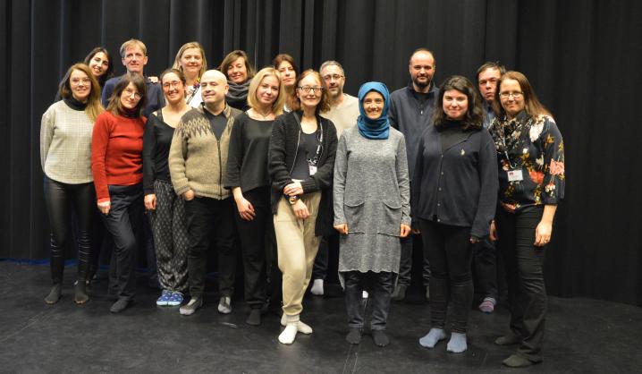 Tarptautiniame renginyje VGTU dėstytojai dalinosi kūrybinių metodų taikymo mokymo(si) procese patirtimi