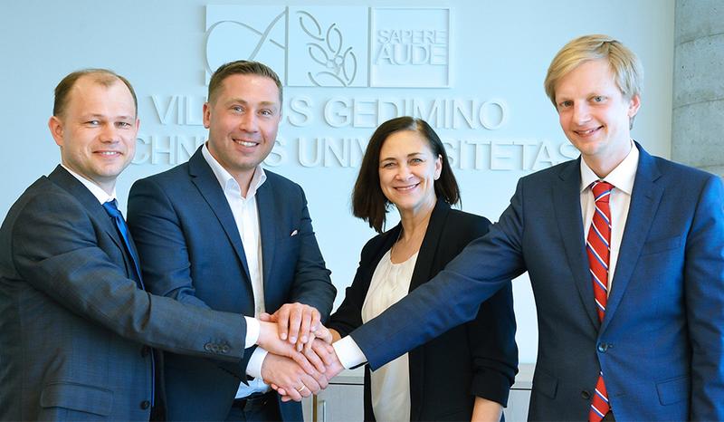 VGTU AGAI licencijuotų aviacijos specialistų rengimą stiprins du nauji partneriai