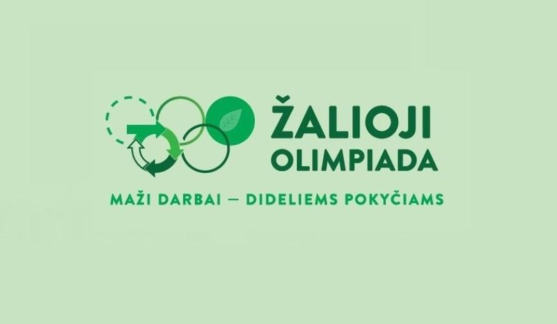 Žalioji olimpiada 2019
