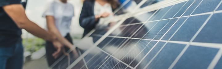 Saulės elementų ir modulių inžinerija