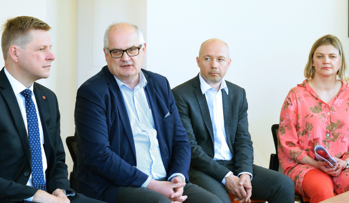 Vilniaus miesto savivaldybės ir VGTU bendradarbiavimas strateginei miesto plėtrai