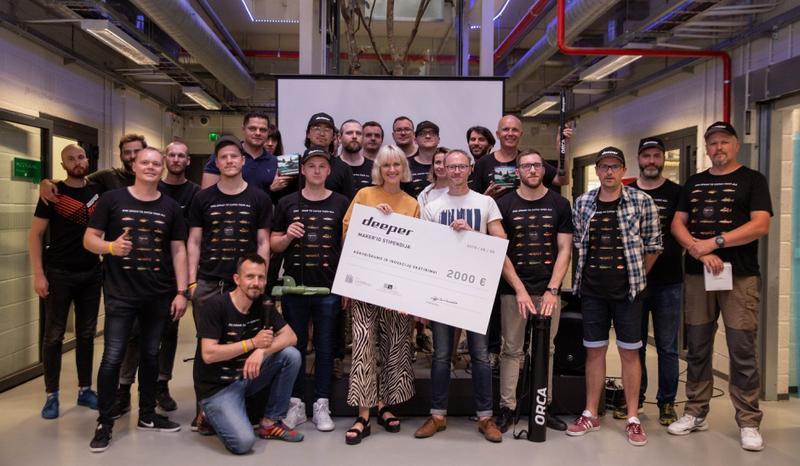 Pirmoji Lietuvoje maker'ių stipendija skatins studentus įgyvendinti beprotiškiausias idėjas