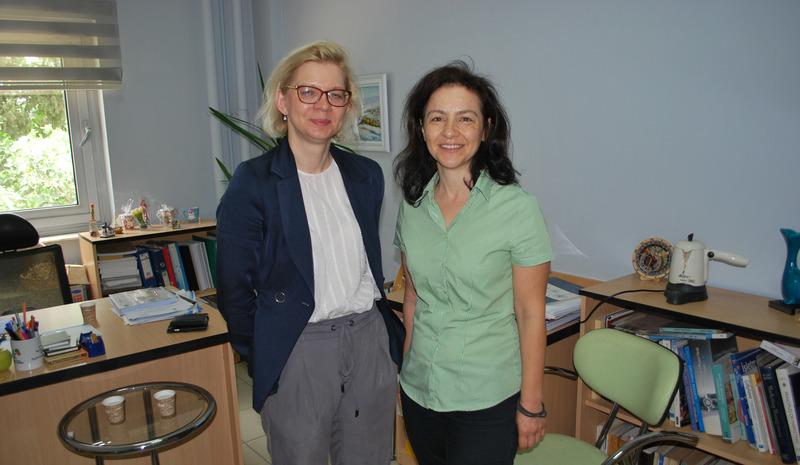 Vadybos katedros prof. dr. R. Korsakienės vizitas Ege universitete (Turkijoje)