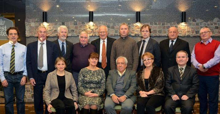 Universitete lankėsi Europos civilinės inžinerijos mokymo asociacijos nariai