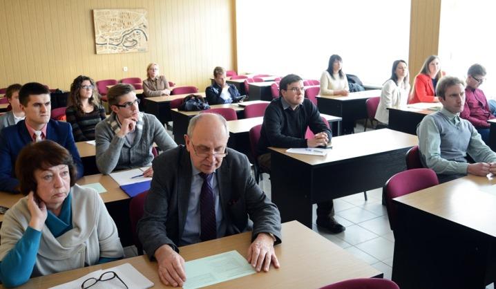 VGTU vyko jaunųjų miesto inžinierių ir geodezininkų konferecija