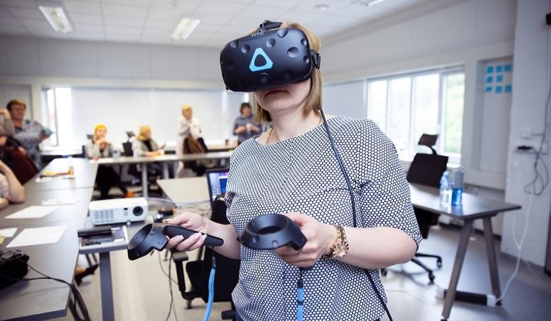 Šiuolaikinėse bibliotekose – nuo 3D spaudos iki video studijų