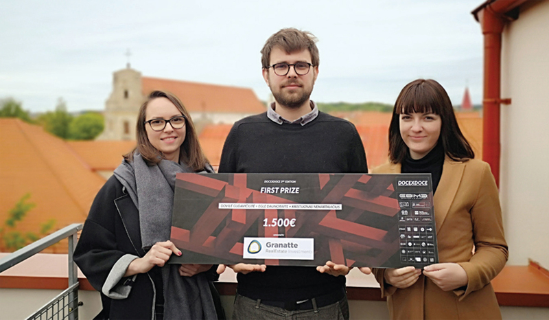 Architektūros fakulteto absolventai: Sėkmę atnešė urbanistinės oazės Ciuriche idėja