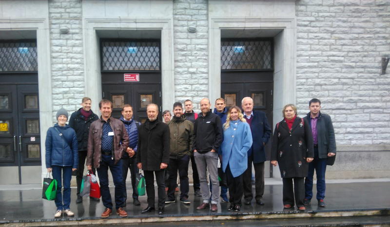 VGTU atstovai dalyvavo pirmoje Baltijos šalių CNC technologijų dėstytojų konferencijoje