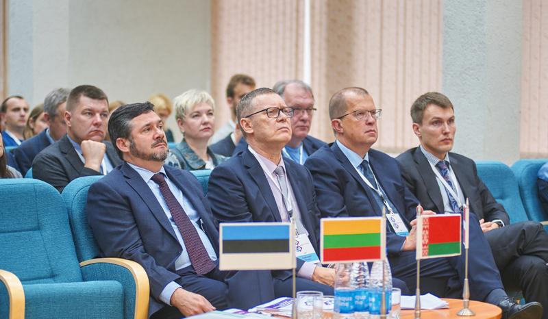VGTU atstovai dalyvavo penktajame Baltarusijos – Baltijos šalių forume