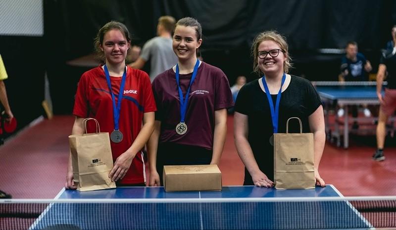Vilniaus m. studentų sporto festivalio stalo teniso turnyras