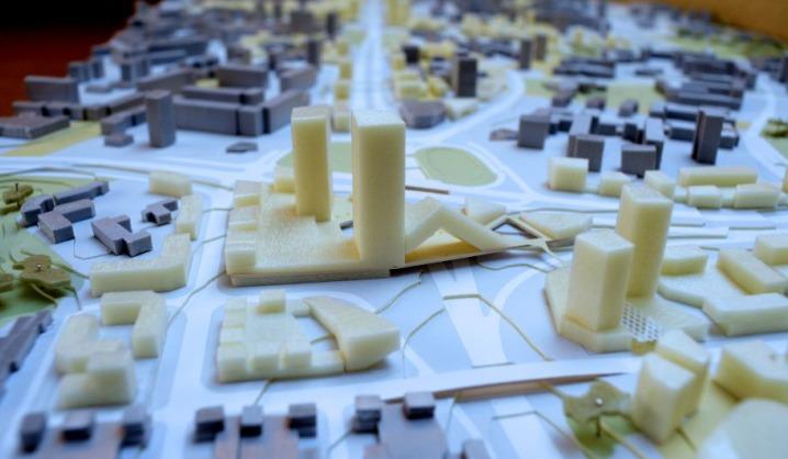 """Tarp architektų vizijų – saugi Vilniaus stotis ir """"Miesto centro vartai"""""""