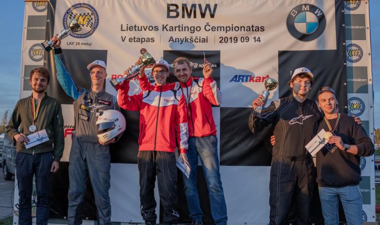 Transporto inžinerijos fakulteto VGTU Automotive komanda sėkmingai užbaigė 2019  metų sezoną  Anykščiuose