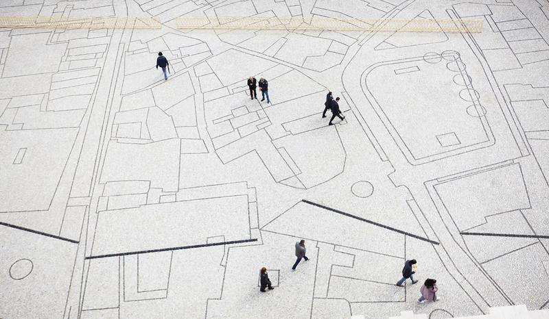 Fakultete – architektės, tyrinėjos Marijos Manuel Oliveiros paskaita