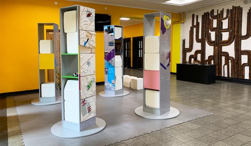 """Keliaujanti paroda """"Lietuva eina į mokyklą"""": mokyklos istoriją perteiks architektūrine kalba"""