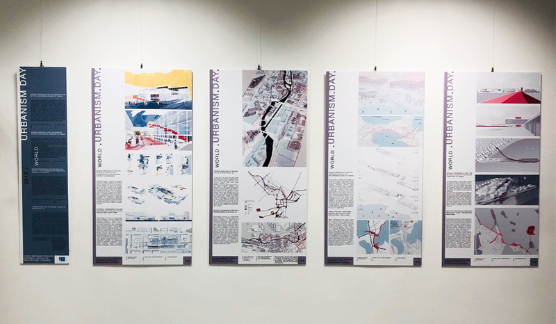 Architektūros studentų darbai – tarptautinėje Juodkalnijos universiteto parodoje