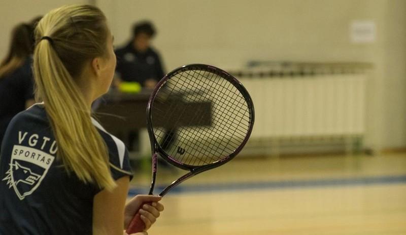 Vilniaus m. studentų teniso turnyras