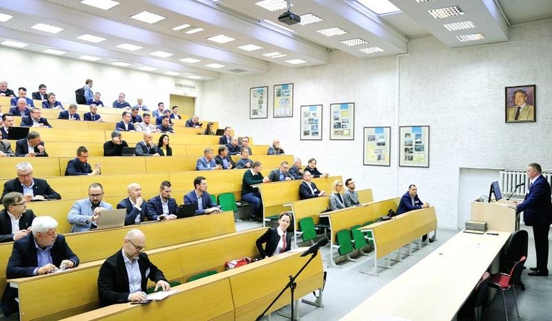 VGTU įvyko Lietuvos asmens ir turto saugos specialistų konferencija