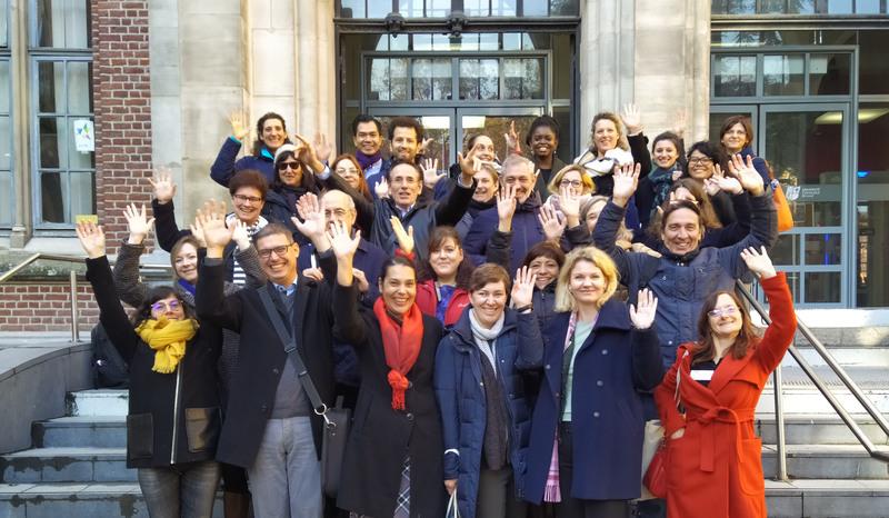 Vizitas Lilio katalikiškojo universiteto organizuotoje tarptautinėje savaitėje