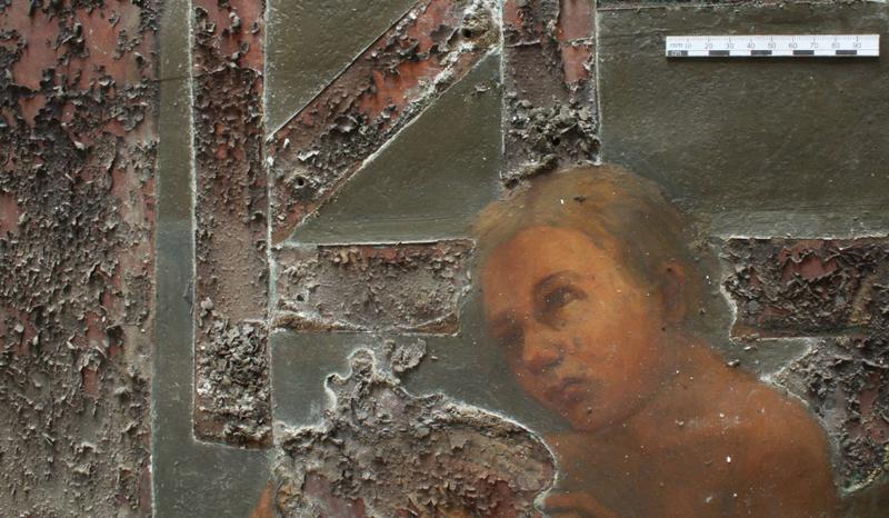 VGTU mokslininkams padedant restauruotas stebuklais garsėjantis paveikslas