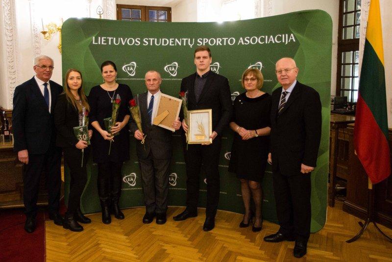 Geriausiųjų 2019 metų studentų sportininkų apdovanojimai