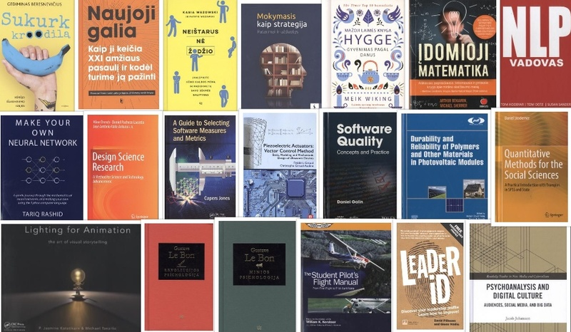 Newly received publications