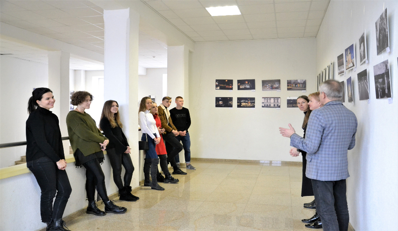 Vilnius kūrybininkų akimis. KIFrame galerijoje surengta studentų paroda