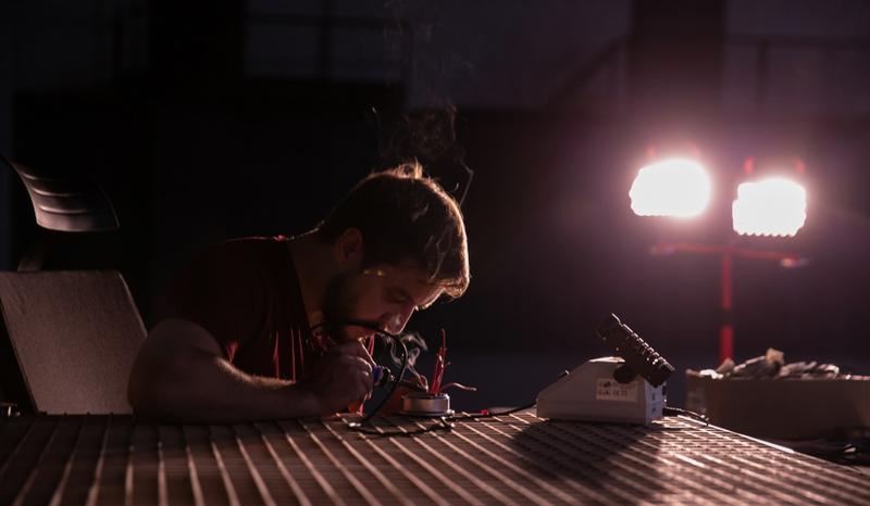 """Ateitis priklauso kūrėjams – VGTU """"LinkMenų fabrikas"""" ieško pasaulį galinčių pakeisti """"meikerių"""""""