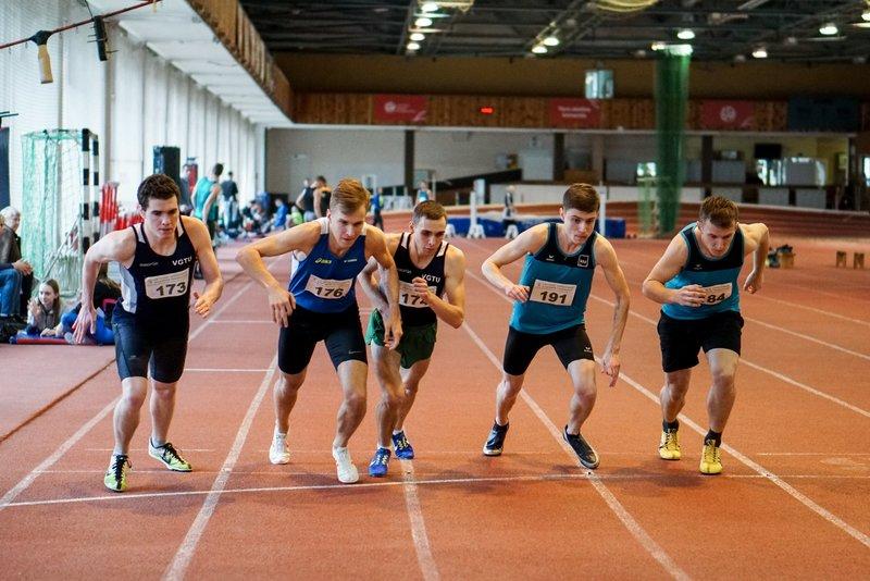 Baltijos šalių technikos universitetų lengvosios atletikos varžybos