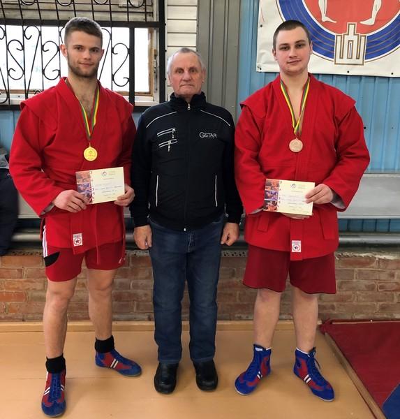 Lietuvos jaunimo Sambo čempionatas