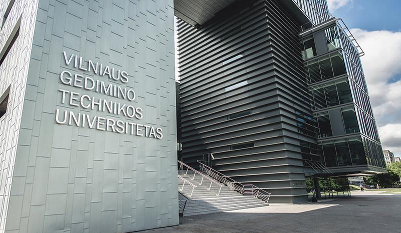 Dėl Lietuvoje paskelbto karantino VGTU stabdomas studijų procesas