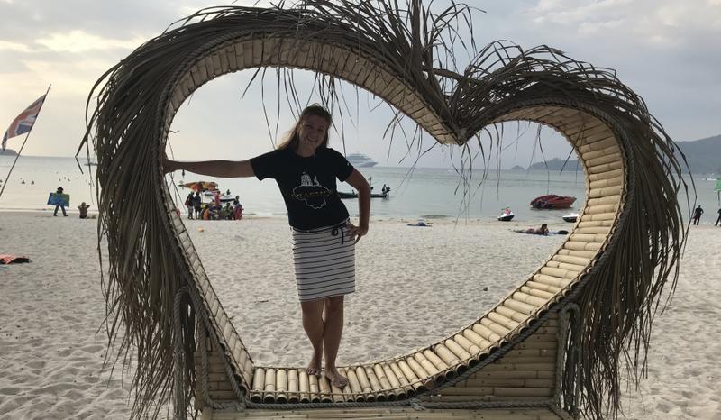 VGTU doktorantės įspūdžiai iš studijų Tailande – į svečią šalį vyko su visa šeima